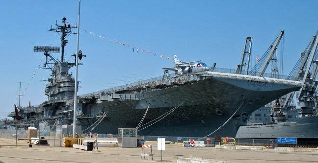USS Hornet, 707 W Hornet Ave, Alameda, CA