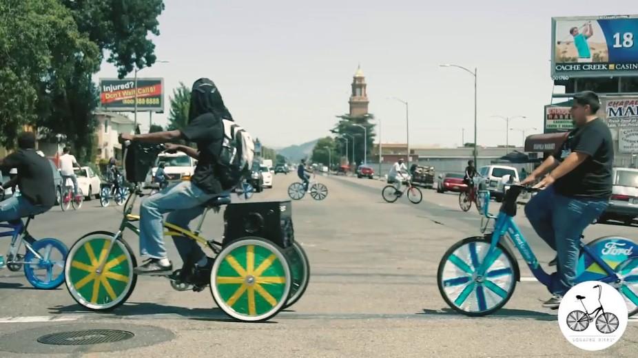Scraper Bikes screenshot